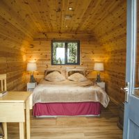 Hobbit Hill Glamping Cabin